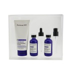 Perricone MD Acne Relief Prebiotic Acne Therapy - 90 Day Regimen Set:  Cleanser 177ml + Hydrator 59ml + Moisturizer 59ml