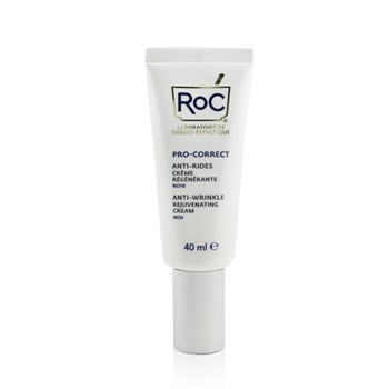 ROC Pro-Correct Anti-Wrinkle Rejuvenating Rich Cream - Advanced Retinol With Hyaluronic Acid