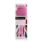 Tangle Teezer The Wet Detangling Mini Hair Brush - # Baby Pink Sparkle (Travel Size)
