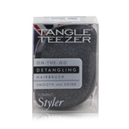 Tangle Teezer Compact Styler On-The-Go Detangling Hair Brush - # Onyx Sparkle