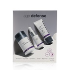 Dermalogica Age Defense Kit: Daily Superfoliant 13g+ Biolumin-C Serum 10ml+ Dynamic Skin Recovery SPF 50 12ml