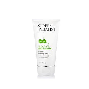 Super Facialist Salicylic Acid Anti Blemish Purifying Cleansing Wash