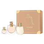 Chloe Nomade EDP 75ml + 5ml Purse Spray EDP + 100ml Body Lotion