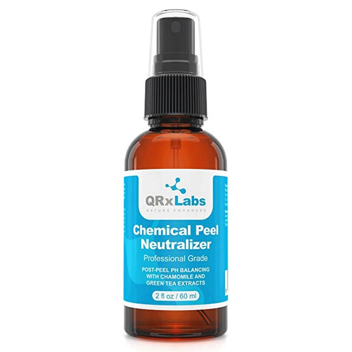 QRxLabs Chemical Peel Neutralizer