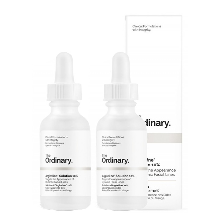 The Ordinary Argireline Solution 10% [Double Pack]