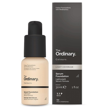The Ordinary Serum Foundation (1.1 P)