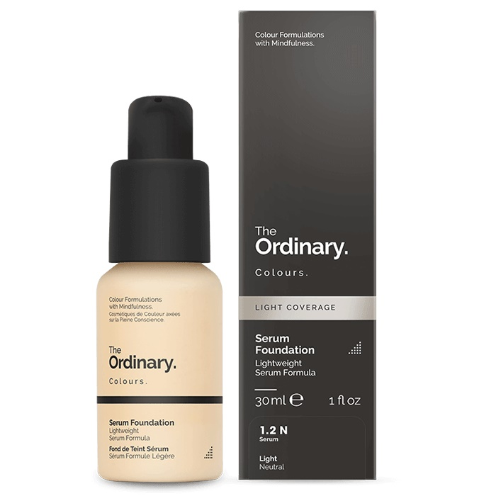 The Ordinary Serum Foundation (1.2 N)