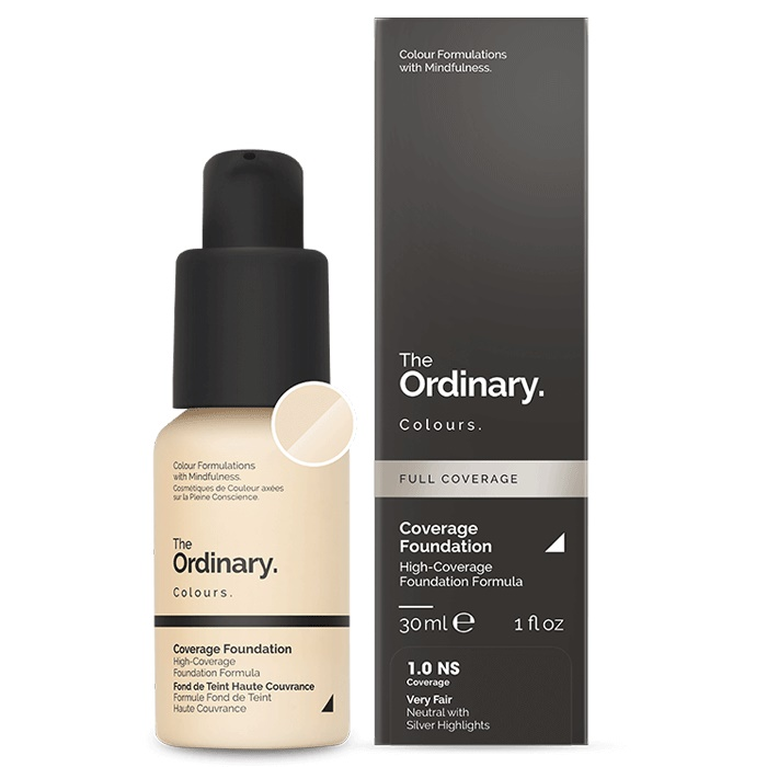 The Ordinary Coverage Foundation (1.0 N)