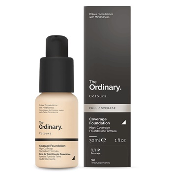 The Ordinary Coverage Foundation (1.1 P)