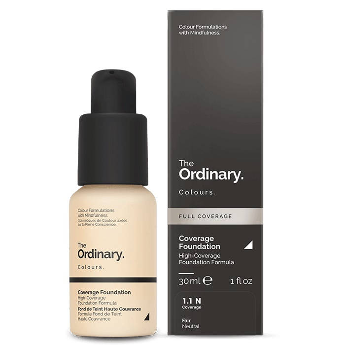 The Ordinary Coverage Foundation (1.1 N)