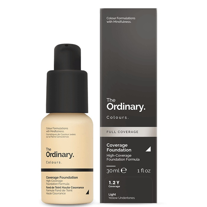 The Ordinary Coverage Foundation (1.2 Y)
