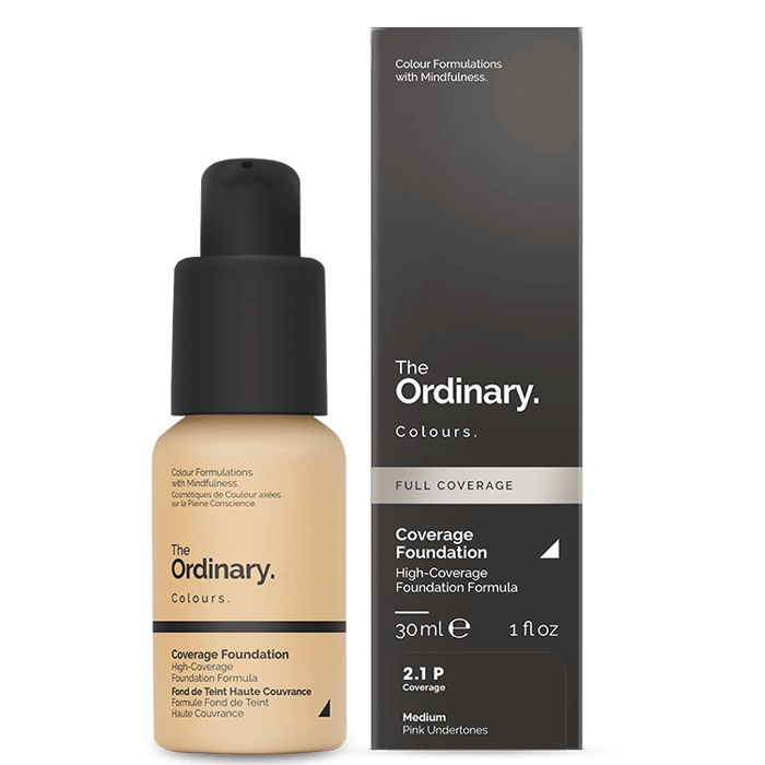 The Ordinary Coverage Foundation (2.1 P)