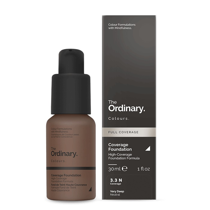 The Ordinary Coverage Foundation (3.3 N)