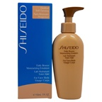 Shiseido Daily Bronze Moisturizing Emulsion (For Face / Body) Moisturizing Body/ Face Lotion