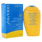 Shiseido Protective Tanning Emulsion N SPF 10 (For Face and Body) Self-Tanning