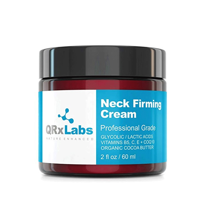 QRxLabs Neck Firming Cream