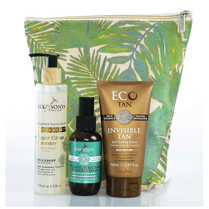 Eco Tan Best Christmas Ever Skincare Gift Pack