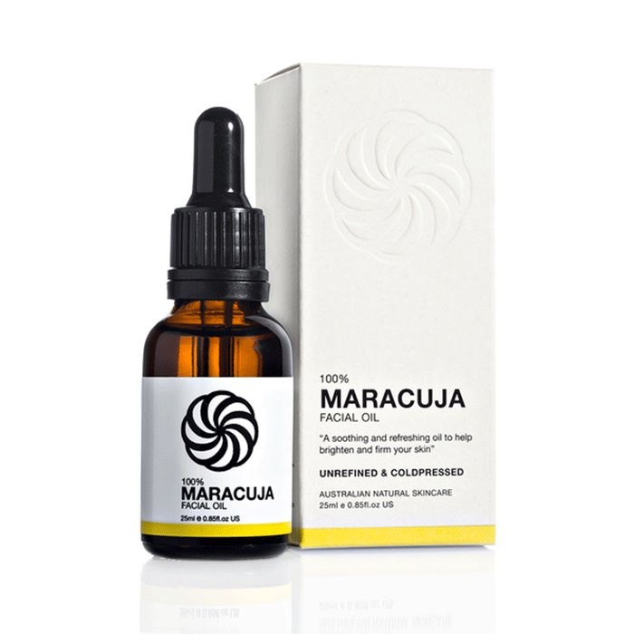The Pure Oil Co Maracuja Facial Oil