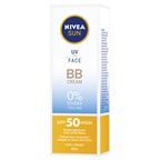 Nivea Sun Tinted BB Cream Sunscreen SPF 50