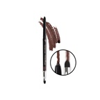 Mirenesse Cat Eyes Liner Crayon + Smudger 3. Kitty Brown