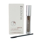 Wunder2 Wunderbrow 1-Step Brow Gel - Black/Brown
