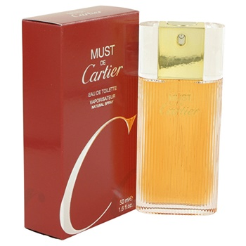 Cartier Must de Cartier EDT Spray