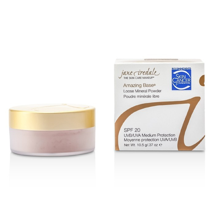 Jane Iredale Amazing Base Loose Mineral Powder SPF 20 - Natural