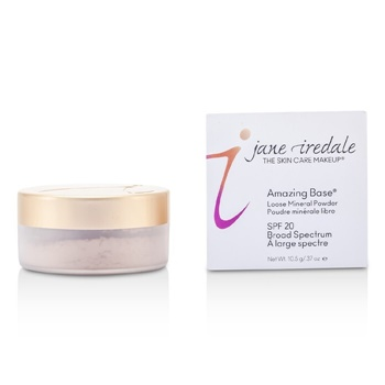 Jane Iredale Amazing Base Loose Mineral Powder SPF 20 - Light Beige