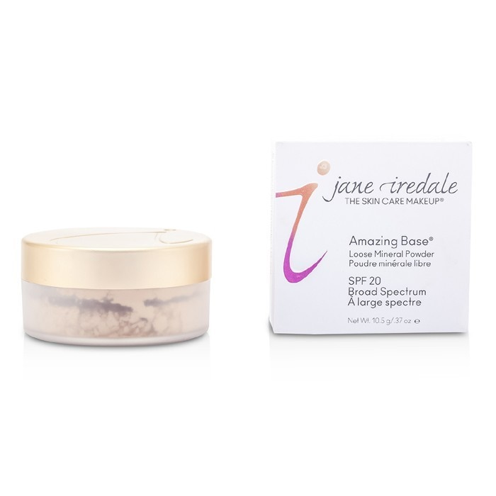 Jane Iredale Amazing Base Loose Mineral Powder SPF 20 - Warm Sienna