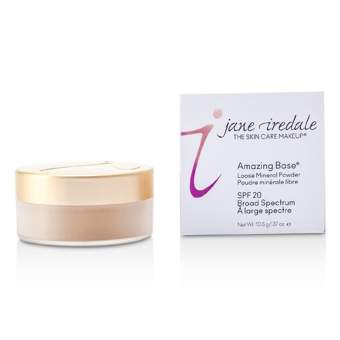 Jane Iredale Amazing Base Loose Mineral Powder SPF 20 - Golden Glow