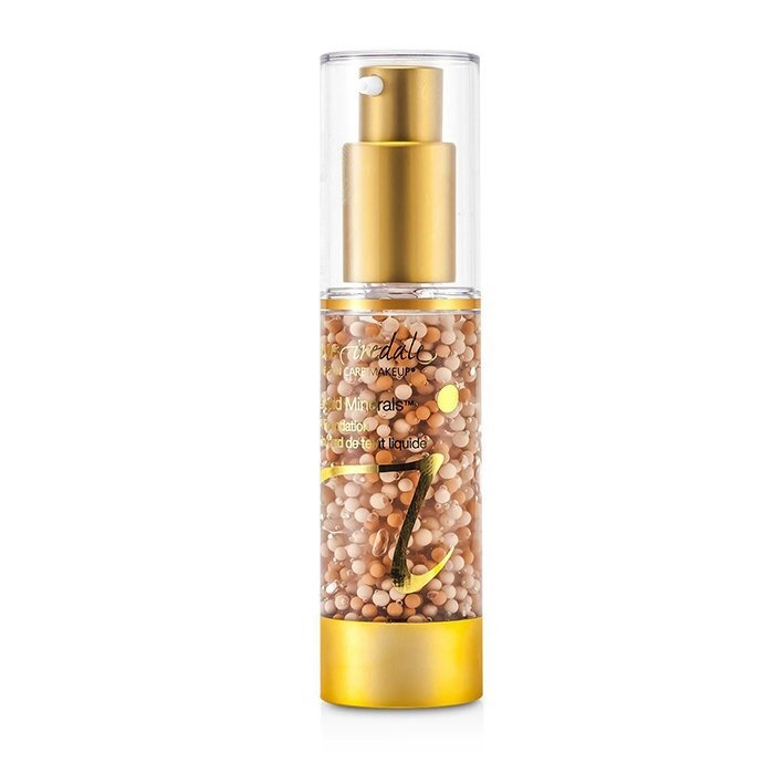 Jane Iredale Liquid Mineral A Foundation - Light Beige