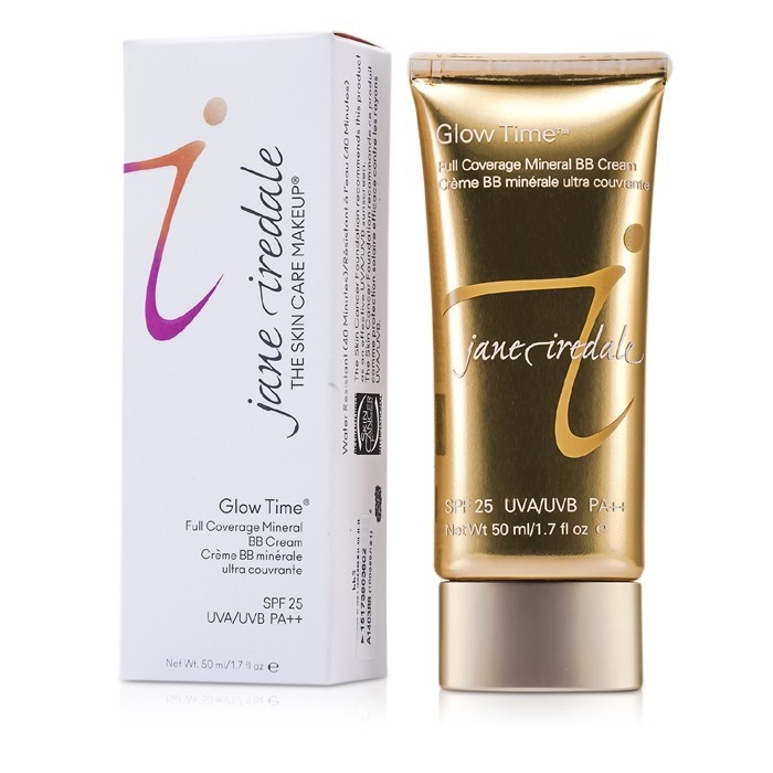 Jane Iredale Glow Time Full Coverage Mineral BB Cream SPF 25 - BB3