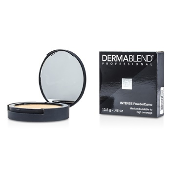 Dermablend Intense Powder Camo Compact Foundation (Medium Buildable to High Coverage) - # Bronze