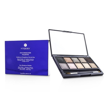 By Terry Eye Designer Palette - # 1 Smoky Nude 10x