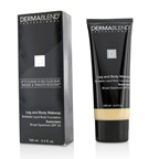 Dermablend Leg and Body Makeup Buildable Liquid Body Foundation Sunscreen Broad Spectrum SPF 25 - #Fair Nude 0N