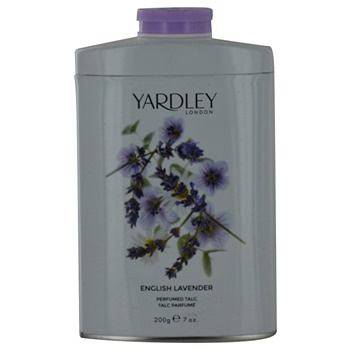 Yardley English Lavender Tin Talc (new Packaging)