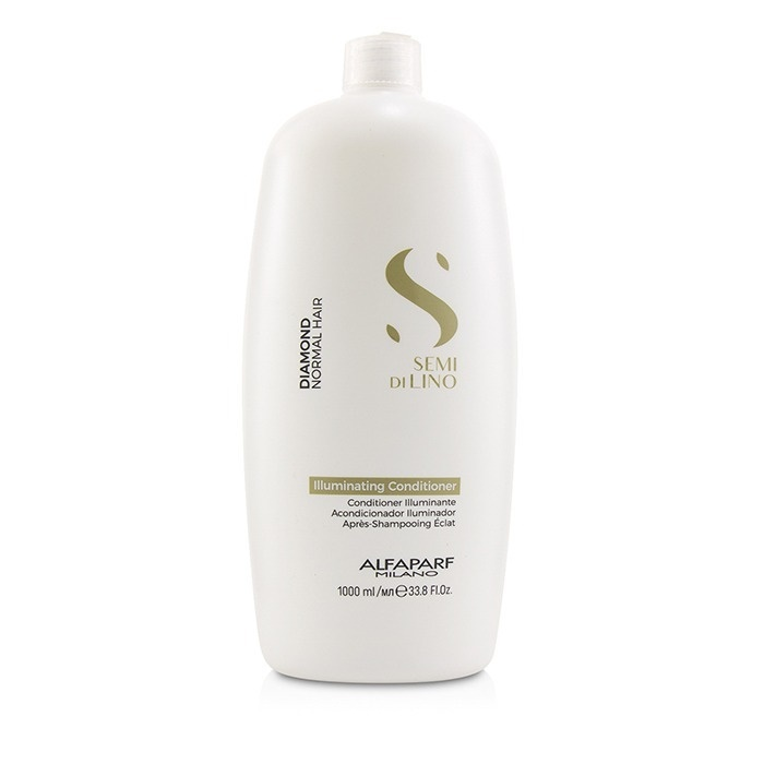 AlfaParf Semi Di Lino Diamond Illuminating Conditioner (Normal Hair)