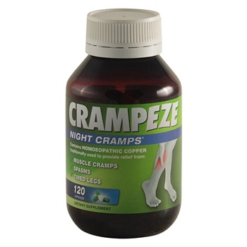 LaCorium Crampeze Night Cramps