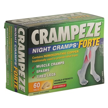LaCorium Crampeze Night Cramps Forte