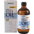 Melrose Omega Fish Oil