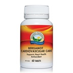 Nature's Sunshine Bergamot Cardiovascular Care