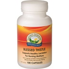 Nature's Sunshine Blessed Thistle 300mg