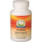 Nature's Sunshine Feverfew 340mg