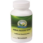 Nature's Sunshine Herbal Blood Tonic