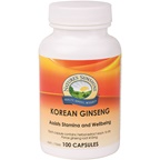 Nature's Sunshine Korean Ginseng 410mg