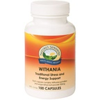 Nature's Sunshine Withania 355mg