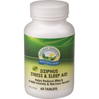 Nature's Sunshine Ziziphus Stress & Sleep Aid