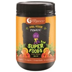 Nutra Organics Super Foods for Kidz Vital Veggie Power Powder