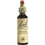 Bach Flower Remedies Cerato