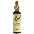 Bach Flower Remedies Heather